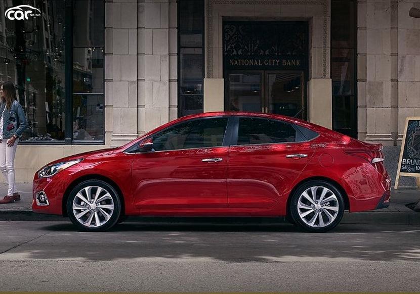 Hyundai Accent 2021 có những thay đổi gì về ngoại thất?