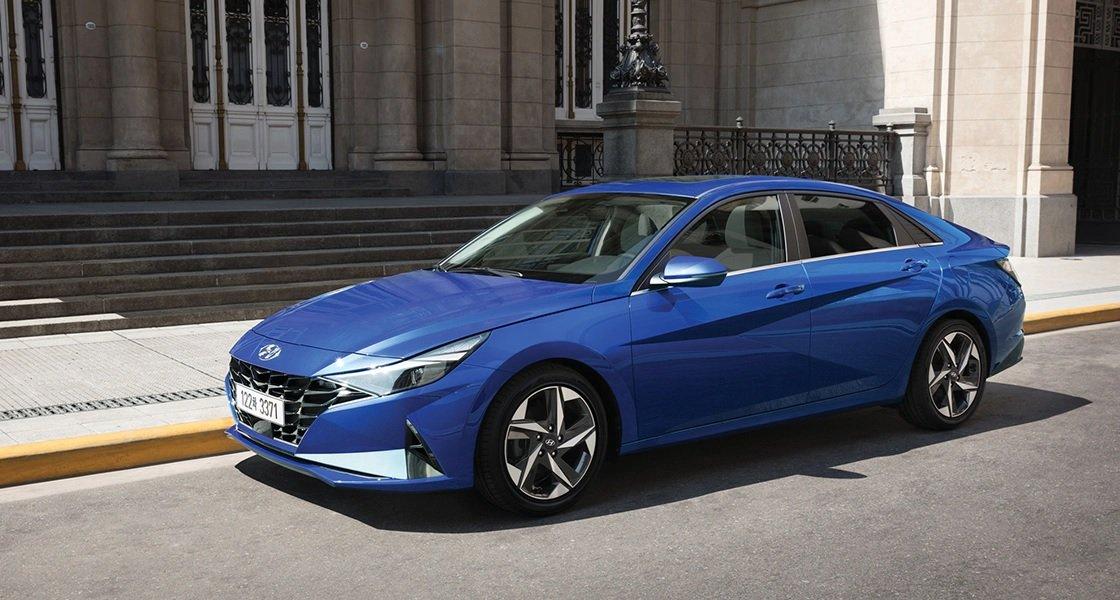 Hyundai Elantra 2021: Giá xe lăn bánh, thông số kỹ thuật