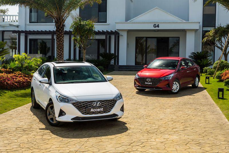 Hyundai Accent 2021 bản đặc biệt: Giá Lăn bánh và đánh giá.