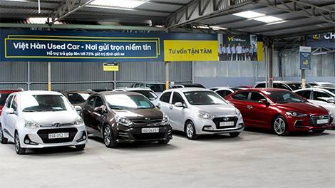 Showroom mua bán oto cũ, ô tô qua sử dụng giá rẻ, xe ô tô cũ trả góp